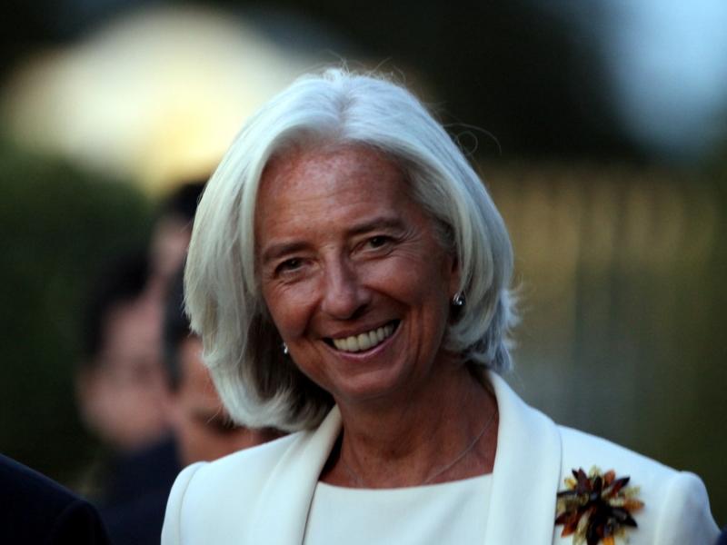 Athen: IWF-Chefin Lagarde dringt auf Zusagen der Europäer
