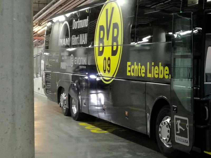 Vorläufige Festnahme von Islamisten wegen Dortmunder Anschlag