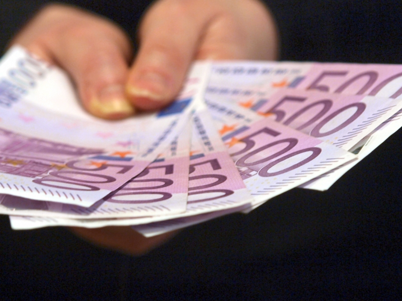 Bundesfinanzminister: Scholz erwartet