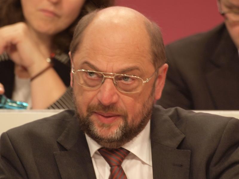 Prozent Schulz: Jetzt will er das Kanzleramt erobern