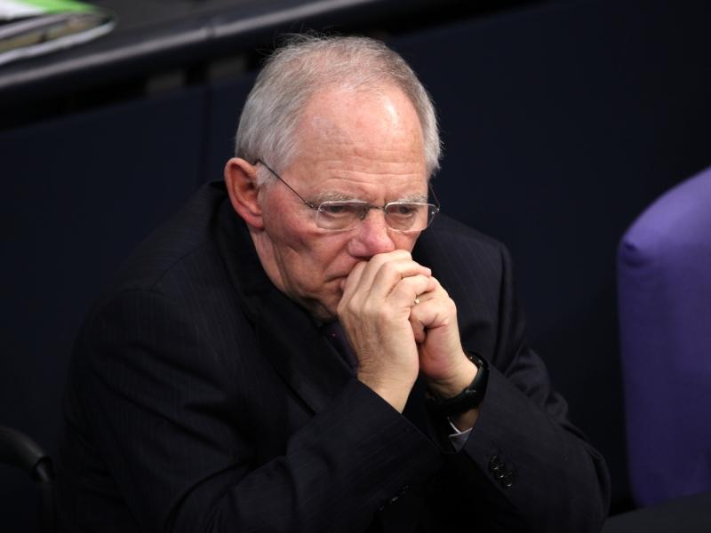 Schäuble hält Brexit-Wende für möglich