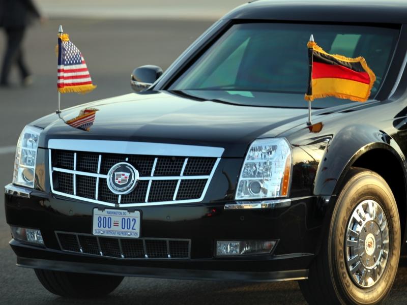 Bericht: G20-Sicherheitsleute dürfen in Deutschland Waffen tragen