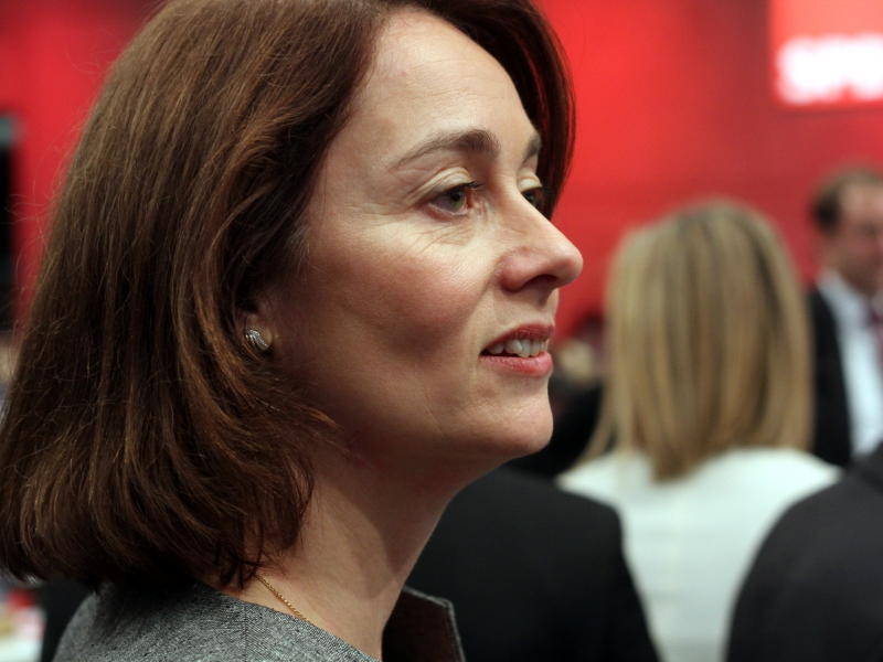 Familienministerin droht Vorständen mit Frauenquote