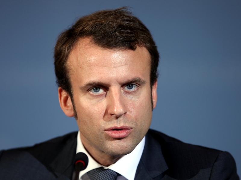 Macron kritisiert deutsche Handelsüberschüsse