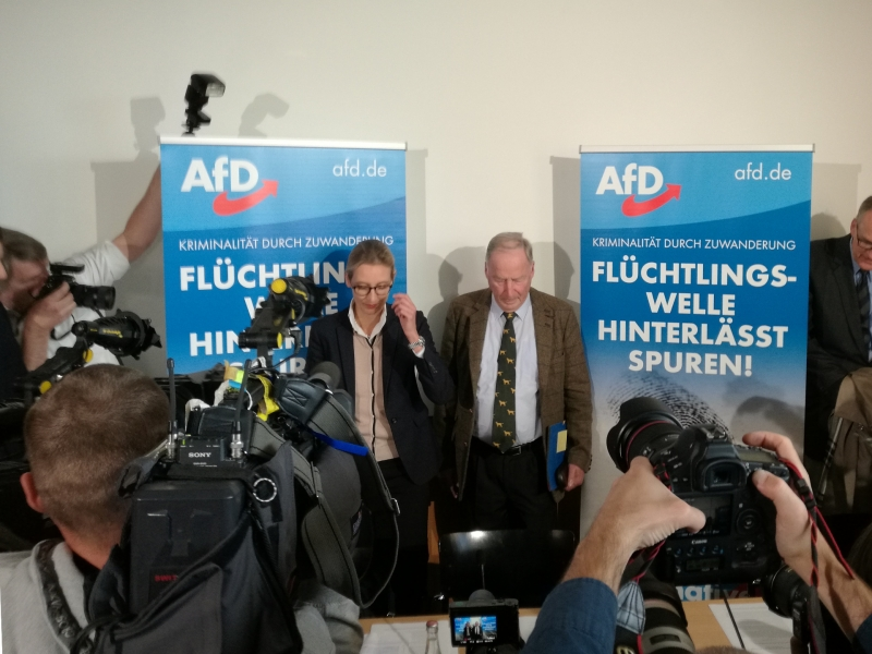 Fraktionen wollen AfD-Kandidat Glaser ihre Stimme verweigern