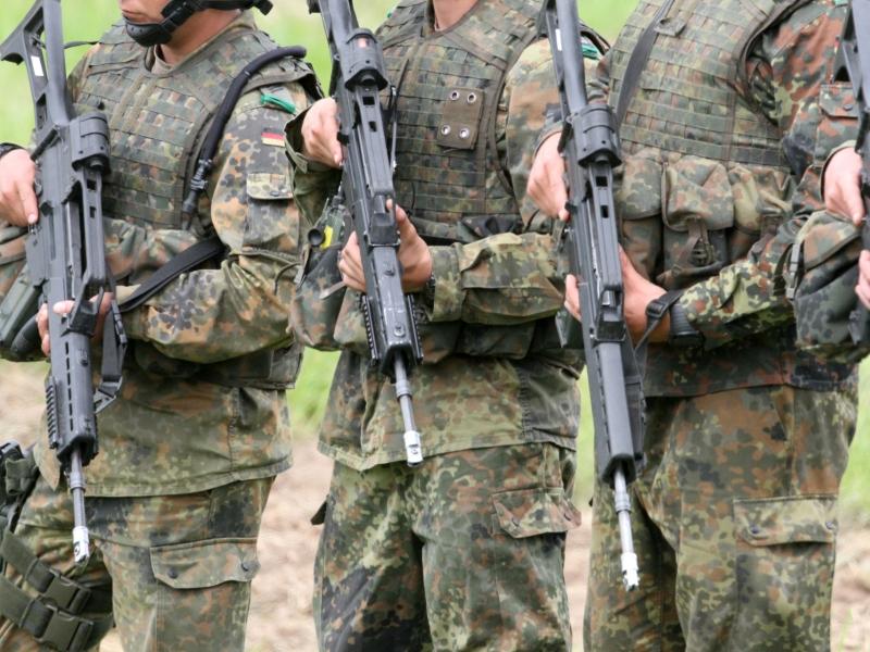MAD ermittelt gegen Soldaten wegen Putschaufrufs