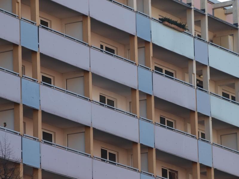Deutschland: Staat baut 2016 mehr Sozialwohnungen