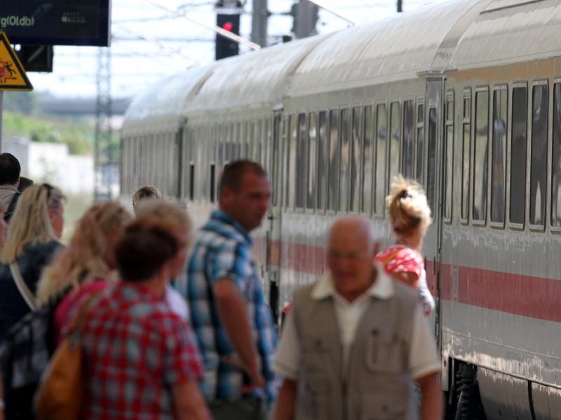 Deutlich mehr Fahrgäste bei der Deutschen Bahn
