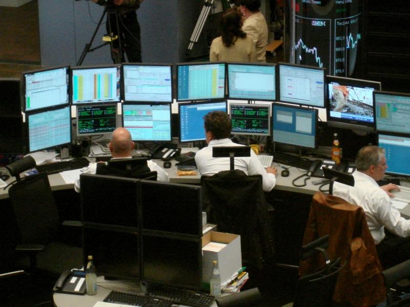Dax dürfte sich vor Ifo-Geschäftsklima etwas erholen — DAX-FLASH