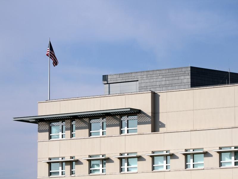USA - US-Botschafter glaubt an Entschärfung des Handelskonflikts