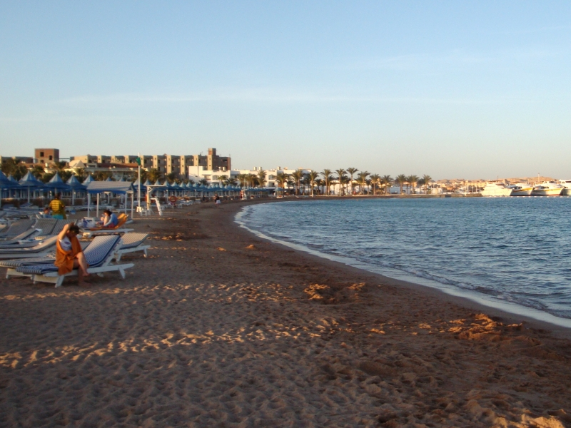 Attacke auf Touristen in Hurghada: