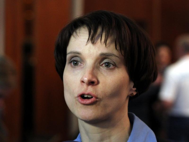 Sachsen: Ausschuss will Immunität von Frauke Petry aufheben