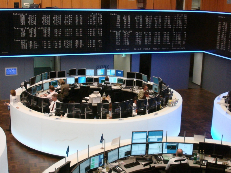Hessen: Geschäft der Deutschen Börse zieht an