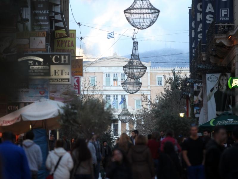 Frische Milliarden für Griechenland