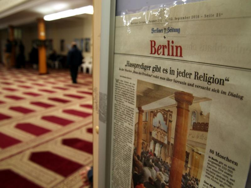 Zeitung: Zahl der Salafisten steigt auf über 10.000