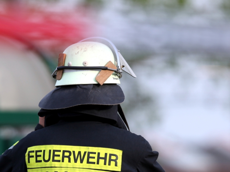 Frau (90) stirbt bei Brand - Ehemann (88) wird schwer verletzt