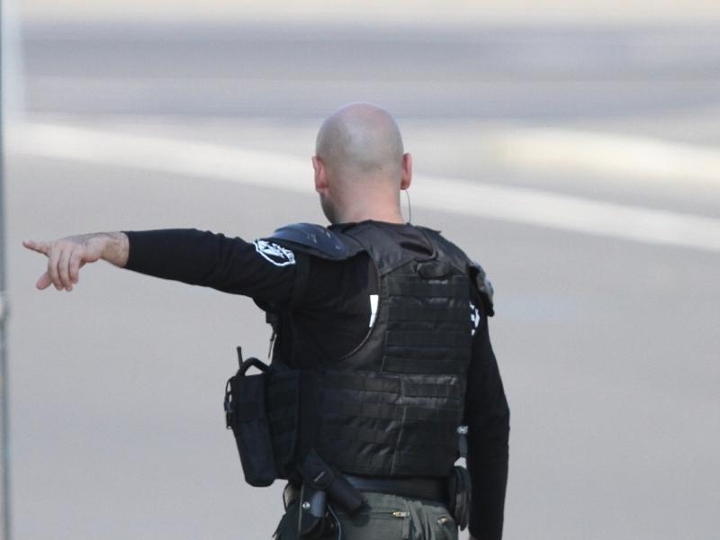 Anti-Terror-Einsatz: Razzien gegen mutmaßliche IS-Mitglieder in vier Bundesländern