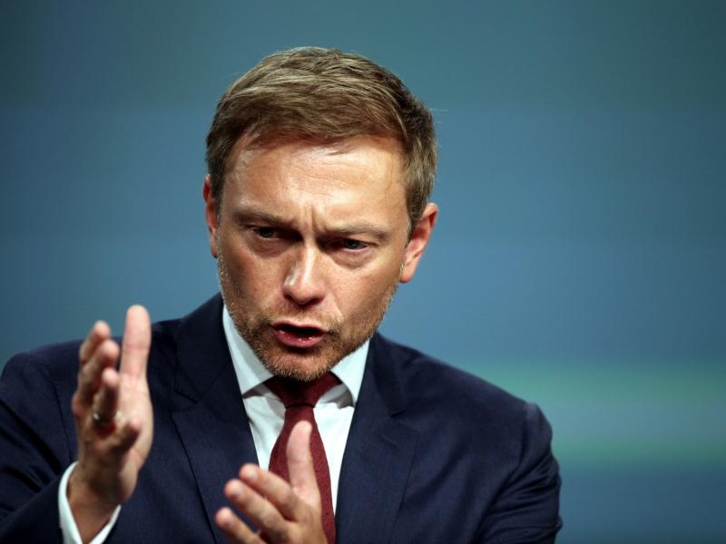 Lindner - FDP wird ihre Grundästze nach Wahl nicht verraten