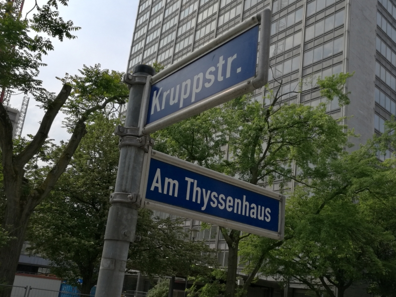 ThyssenKrupp und Tata Steel einigen sich auf Fusion