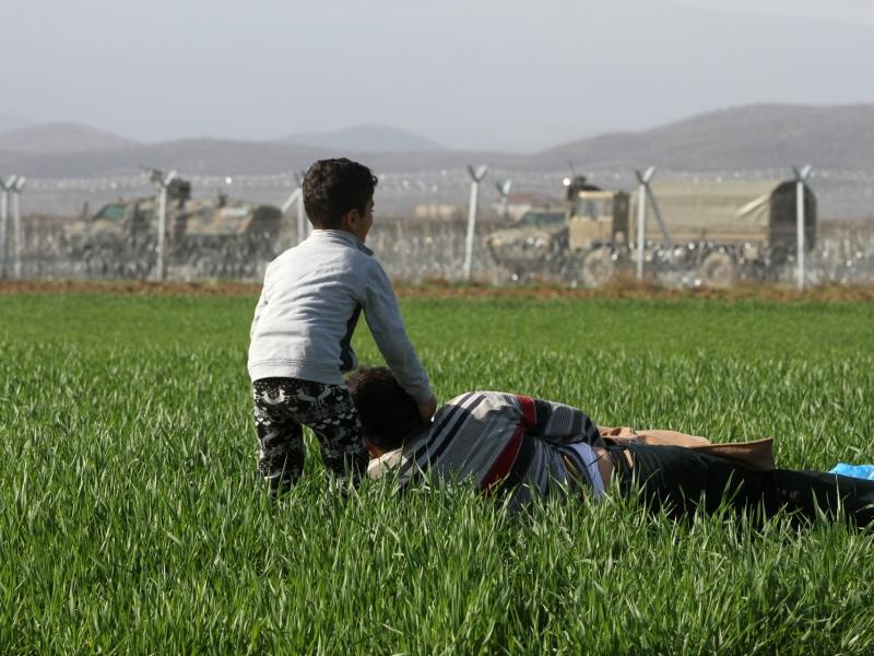 Flüchtlingsstrom aus der Türkei nimmt wieder zu