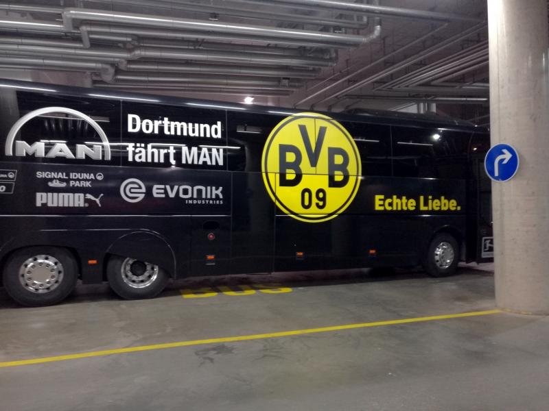 Karlsruhe / Dortmund / Rottenburg: BVB-Bomber: Bundesanwaltschaft übergibt an