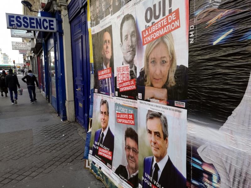 Pro-Europäer Macron gewinnt Präsidentenwahl in Frankreich