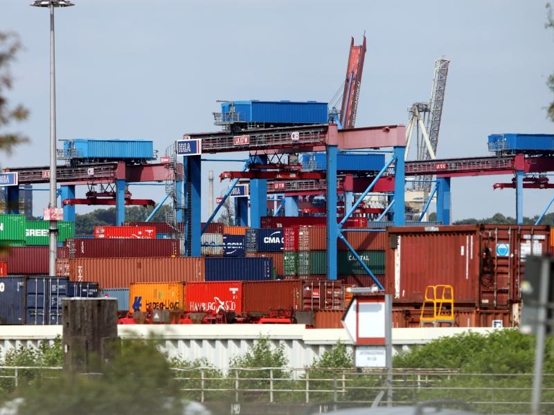 Höchster Monatswert seit 1950: Deutscher Außenhandel mit Rekordwerten im März