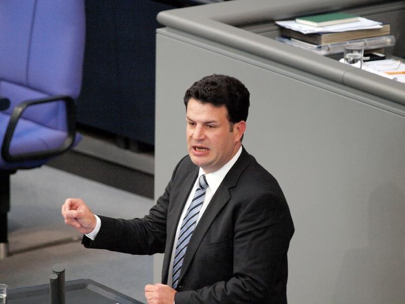Die SPD-Generalsekretärin löst Manuela Schwesig ab. Wirtschaftsexperte Heil