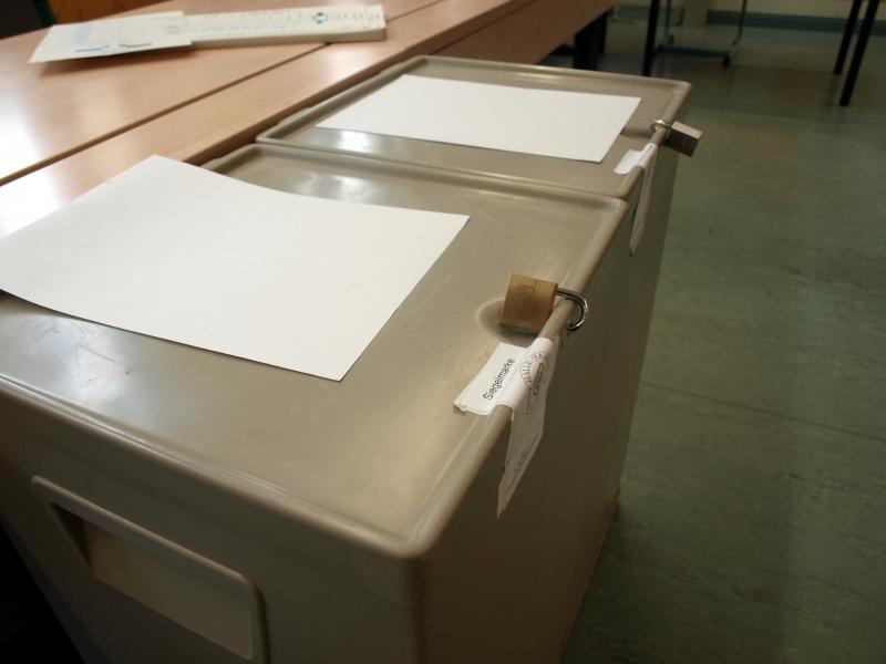 Hohe Wahlbeteiligung bei richtungsweisender NRW-Landtagswahl