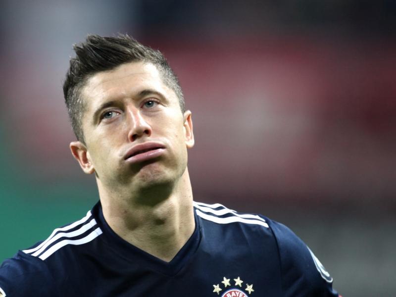 Noch ein Tor! (5:0) FC Bayern