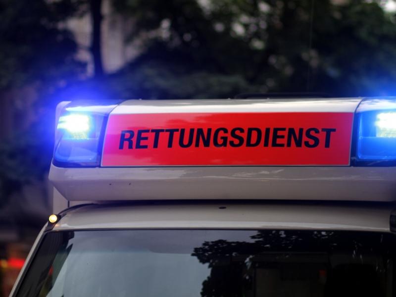 Unwetter toben auch in der Nacht über Deutschland