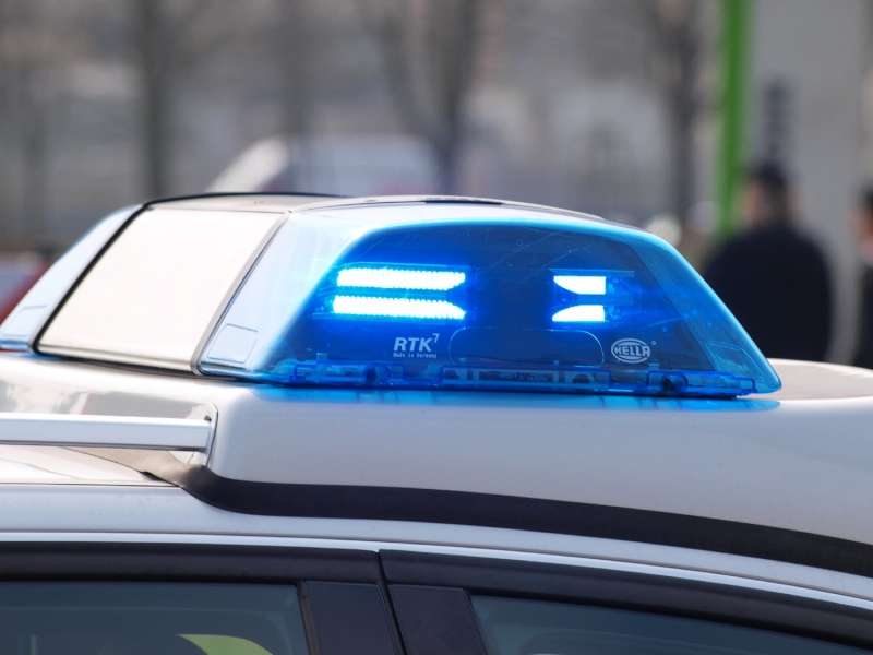 Wie konnte denn das passieren? Einbrecher knacken das Berliner Polizeipräsidium