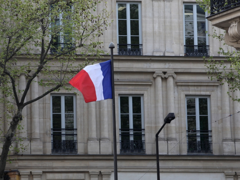 Sehr niedrige Beteiligung bei Parlamentswahl in Frankreich
